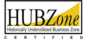 HubZone Underutilized Business Zone Logo